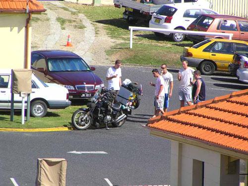 � все рано моя Зайка лучший в мире мотоцикл. А вы мороженщики кыш! ...